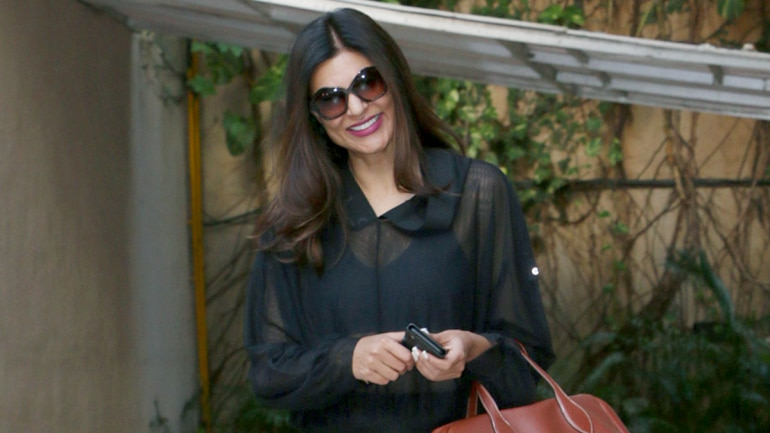 Sushmita Sen announced that she is going to make a comeback soon.