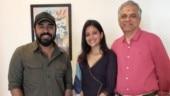 Aruvi actress Aditi Balan signs Malayalam film Padavettu opposite Nivin Pauly. Details inside