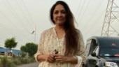 Neena Gupta gives frock ka shock in mini printed dress. Seen new Insta pic yet?