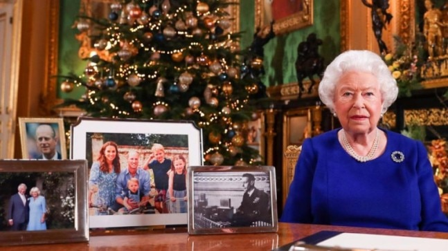 Meghan Markle, Prince Harry and Archie snubbed by Queen Elizabeth from annual Christmas address ...