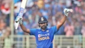 Rohit Sharma leading run-scorer in ODIs in 2019 after 28th hundred