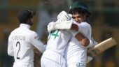 Abid Ali, Shan Masood hundreds hand Pakistan a firm grip over Karachi Test vs Sri Lanka