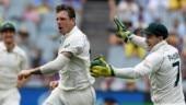 Australia captain Tim Paine lauds James Pattinson 'spark' in New Zealand win