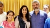 Ajith's daughter Anoushka turns singer for Christmas celebrations in school. See viral video