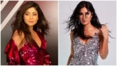 Katrina Kaif or Shilpa Shetty: Who rocked the bling dress better?