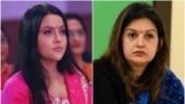 Priyanka Chaturvedi, Amruta Fadnavis lock horns on Twitter over cutting of trees for Bal Thackeray memorial