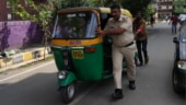 Our Singham, says Twitter after pic of policeman helping auto rickshaw driver goes viral