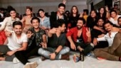 Beyhadh 2: Jennifer Winget, Shivin Narang and team pose for group pictures on the set