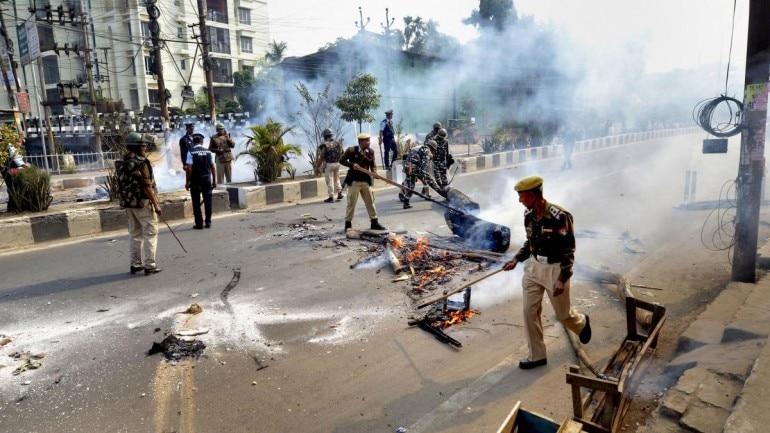 Guwahati protests