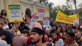 End unlawful siege immediately: DU to teachers protesting inside building housing VC's office