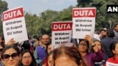 DUTA strike: Members plan to march to Parliament on Monday over their demands