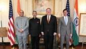 President Donald Trump meets Rajnath Singh, S Jaishankar in Oval Office, discusses Indo-US ties
