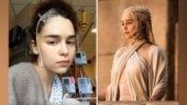 Emilia Clarke feared being fired from Game of Thrones over brain aneurysm