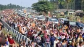 Assam BJP takes out mega peace rally in Guwahati