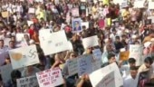 Students, activists hold anti-CAA protest in Mumbai