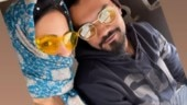 Hina Khan and Rocky Jaiswal take rickshaw to Ajmer dargah. Their pics and videos are Insta hit