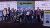 Hero Xpulse 200 bags IMOTY 2020 award