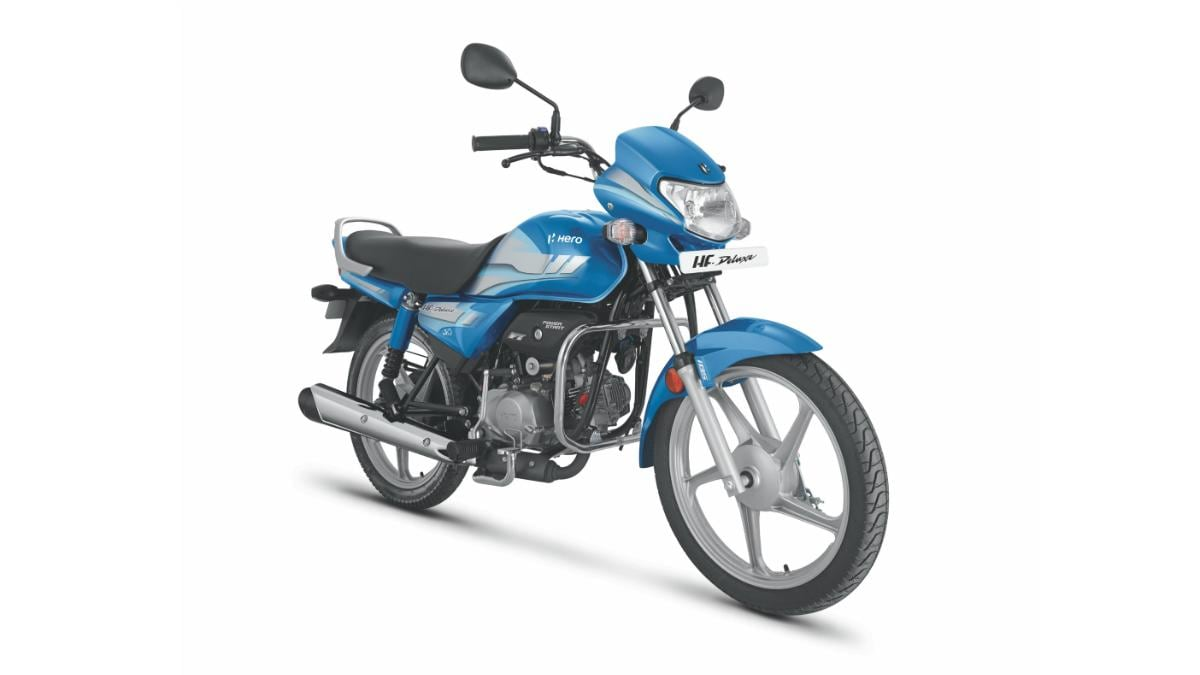 Hero Hf Deluxe Bs6 Launched Price Starts At Rs 55 925 Auto News