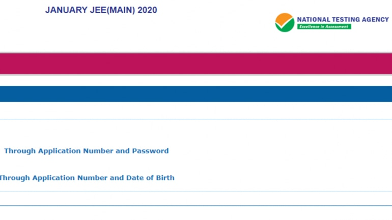 JEE Main admit card 2020: Here are the important guidelines, dates and information for the candidates appearing in the JEE Main 2020 exam