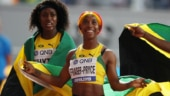 Olympic champion Fraser-Pryce to go for sprint double at Tokyo 2020