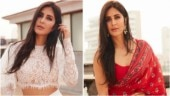 Katrina Kaif dazzles in white and then takes our heart away in romantic red. We are inspired