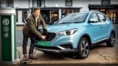 MG ZS electric vehicle unveil today; price, launch, features, specifications, other details you should know