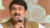 Delhi Anaj Mandi fire: Owner of gutted floor AAP worker, says Manoj Tiwari