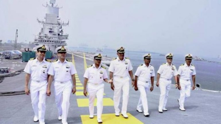 Navy's modernisation plans take a blow with massive fund
