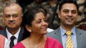 Finance Minister Nirmala Sitharaman on Forbes 100 most powerful women list