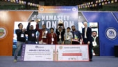 Asia's biggest robotics competition for school students conducted in Delhi