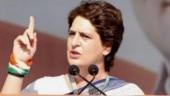 Priyanka Gandhi attacks Yogi govt over death of child in UP due to malnutrition