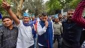 Chief evaded police to surface inside Jama Masjid, says Bhim Army member
