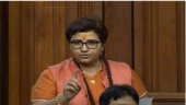 You can burn me, Pragya Thakur dares Congress MLA Govardhan Dangi