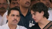 I am proud of you: Robert Vadra supports wife Priyanka Gandhi after UP Police manhandles her