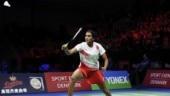BWF Tour Finals: PV Sindhu registers consolation win, beats He Bingjiao