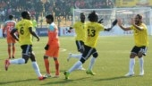 I-League 2019-20: Real Kashmir beat Chennai City in first home game of season