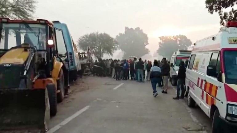 Madhya Pradesh accident