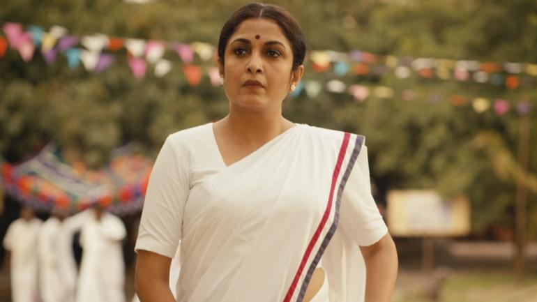 Ramya Krishnan as Shakthi Seshadri in Queen