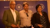 Shantha Rangaswamy, Anshuman Gaekwad cleared from conflict of interest charges