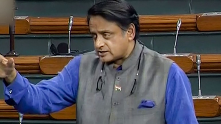 Citizenship Amendment Bill: Tharoor submits notice in Lok Sabha to oppose introduction