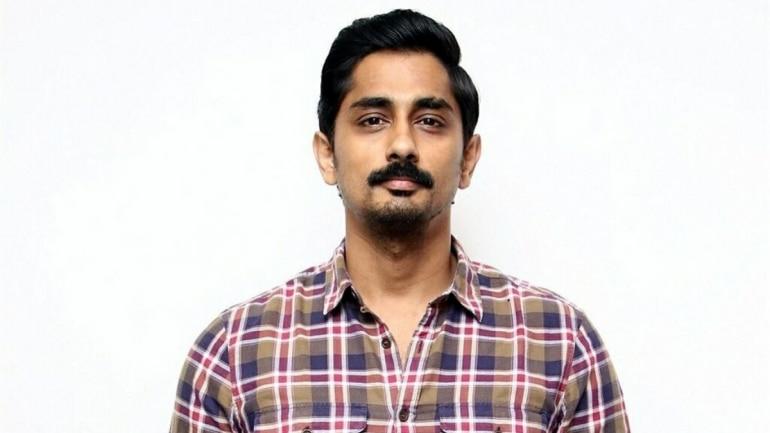 Siddharths second film as producer is Jil Jung Juck