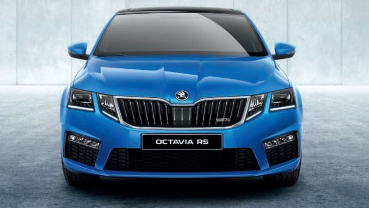 Skoda Octavia Rs Might Be Launched In India In Early 2020 Auto News