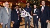 Sri Lanka team arrives in Pakistan for historic Test series, given status of State Guests