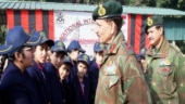 Students from Srinagar visit Udhampur as part of capacity building tour, interact with Lt Gen YK Joshi