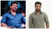 Vijay greets Jr NTR over the phone and fans can't keep calm