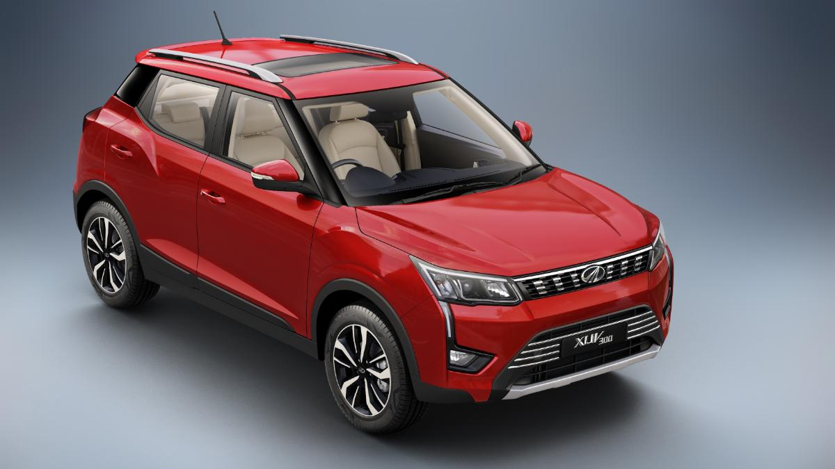 Mahindra XUV 300 Price In India