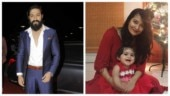 KGF star Yash celebrates Christmas with baby Ayra and wife Radhika Pandit. See pics