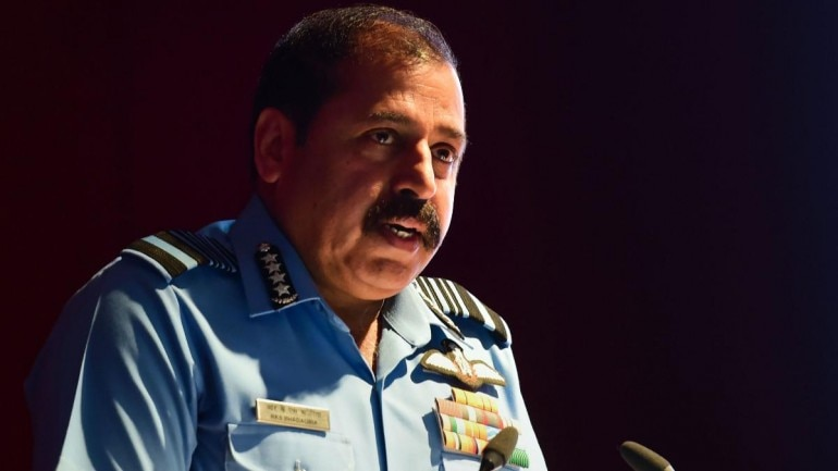 Air Force chief, officials were at Pearl Harbour military