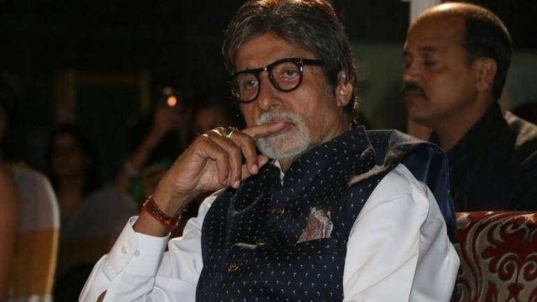 Amitabh Bachchan has been conferred with this year's Dada Saheb Phalke Award.