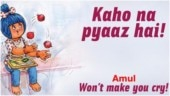 Amul's new ad on onion price hike has a Hrithik Roshan twist. Internet is amused